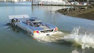 أسرع سيارة برمائية بالعالم.flv