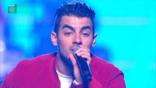 DNCE - Cake By the Ocean - BBC Radio 1's Teen Awards - 23rd October 2016