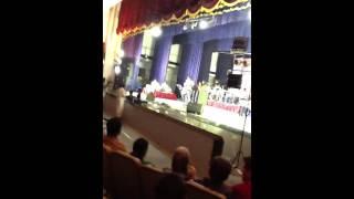 Thoongaatha vizhigal rendu by Mahathi and Ananthu