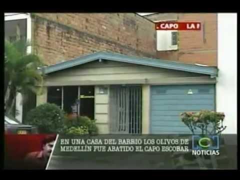 La muerte del Capo Pablo Escobar Completo .mp4