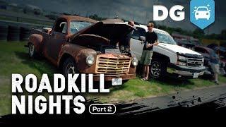 DEBOSS GARAGE Roadtrip to Roadkill Nights 2016 (Part 2)