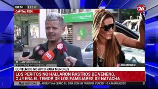 Canal 26 -De 8 A 10 - Gustavo Mura :Caso Natacha Jaitt : Hallaron Cocaína En Sangre