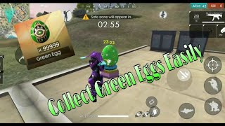 Free Costumes Free Fire Battlegrounds Collect Green Eggs Redeem Gifts 2019