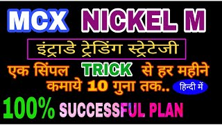 MCX NICKEL TRADING STRATEGY ..