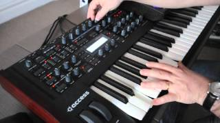 [3S] Sunday Synth Session - Paradise Bells - Access Virus TI