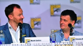 Comic-Con 2013 Panel with the Creators of Sherlock (42:17)