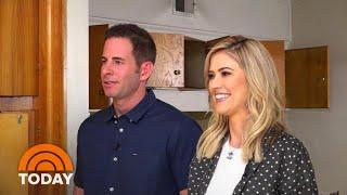Tarek And Christina El Moussa Talk HGTV Flip Or Flop, And Working Together After Divorce | TODAY
