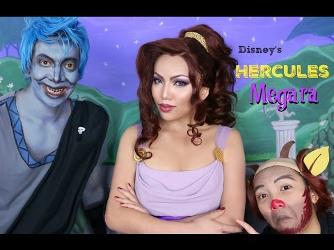 Hercules MEGARA Makeup Tutorial