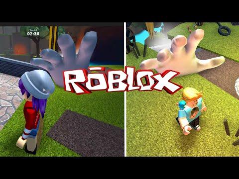 ROBLOX DEATHRUN SPRING   FEAR THE HAND   RADIOJH GAMES & GAMER CHAD