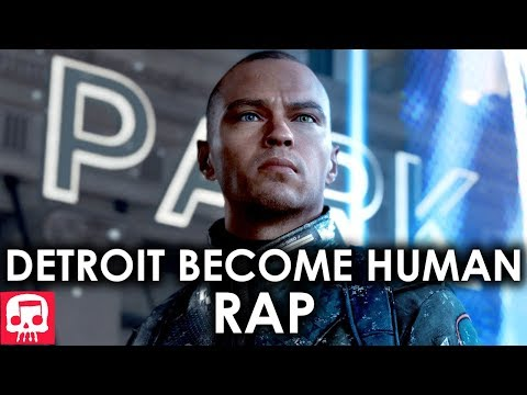 DETROIT BECOME HUMAN RAP by JT Music Deviations