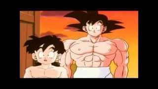 Momentos Graciosos de Dragon Ball Z y Dragon Ball GT