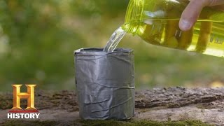 Alone: Survival Hacks: Duct Tape | History