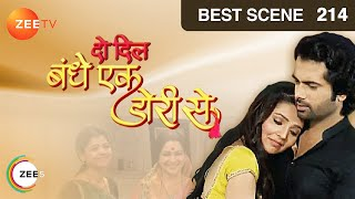 Do Dil Bandhe Ek Dori Se - Hindi Serial - Episode 214 - May 28, 2014 - Zee TV Serial - Recap