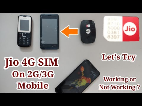 Xxx Mp4 Let S Try Jio 4G SIM On 2G 3G Mobile Working Or Not Working 3gp Sex