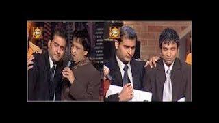 World's best Comedian Umer Sharif in Indian Laughter Challenge with the Kapil Sharma, Shekhar Suman