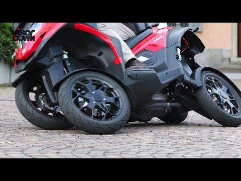 Quadro4 review Visordown Road Test