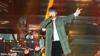 151206 BTOB - Shake it(성재 FOCUS) @2015 펩시콘서트
