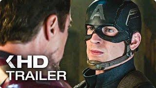 CAPTAIN AMERICA 3: Civil War TV Trailer (2016)