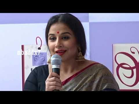 Xxx Mp4 Actress Vidya Balan Cute Tamil Speech That She Love Sarees Nba 24x7 3gp Sex