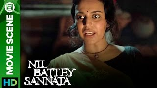 Mother & Daughter clash | Nil Battey Sannata