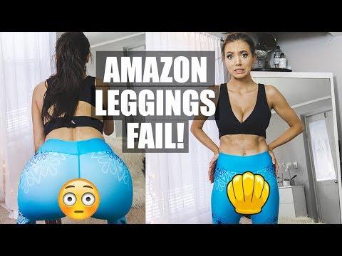 Xxx Mp4 Exposing Cheap Amazon Leggings FAVOBODINN TORIA SERVISS 3gp Sex