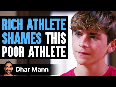 Rich Athlete SHAMES This POOR ATHLETE What Happens Next Is Shocking Dhar Mann