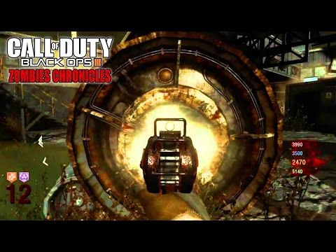 NEW ASCENSION EASTER EGG WHERE I LAG OUT AND DIE. (BLACK OPS 3 ZOMBIE CHRONICLES DLC 5 PREP)