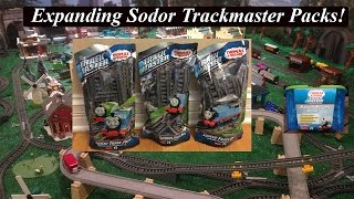 Thomas & Friends Toy Trains-Trackmaster Track Packs!