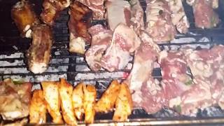 FUN BBQ  COOKING - Top  Grilling Tips - Great BBQ Tips by man - BBQ cooking tips with crazy chefs​​
