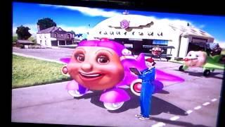 Opening to Jay Jay the Jet Plane Learning Life's Little Lessons 2002 DVD