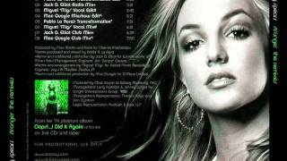 Britney Spears - Stronger (Jack D Elliot Club Mix)