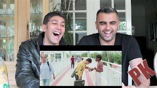 PK Trailer Reaction-Review! | (Aamir Khan, Anushka Sharma, Sushant Singh Rajput)