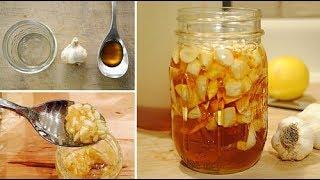 تناول الثوم مع العسل على معدة فارغة لمدة 7 أيام و هذا ما سيحدث لجسمك !