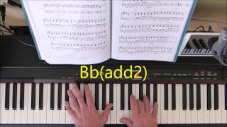Heaven   Bryan Adams   Piano tutorial   How to play