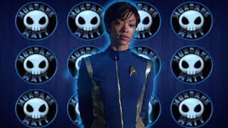 """Is STAR TREK: DISCOVERY guilty of """"White Genocide""""? (no it isn"""