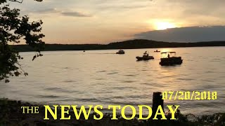 Thirteen Dead, Divers Search Sunken Missouri Tourist Boat For Missing | News Today | 07/20/2018...