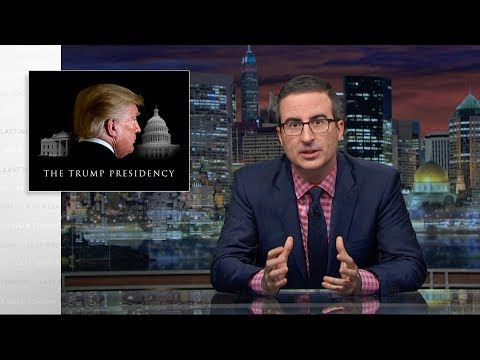 The Trump Presidency: Last Week Tonight with John Oliver (HBO) - YouTube Alternative Videos Watch & Download