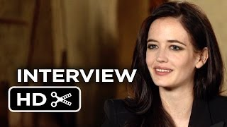 300: Rise of an Empire Interview - Eva Green (2014) - Action Movie HD