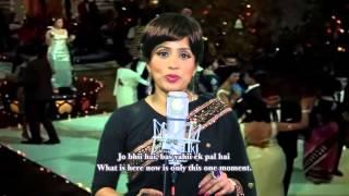 Aage Bhi Jane Na Tu  by Radhika Rao - YouTube