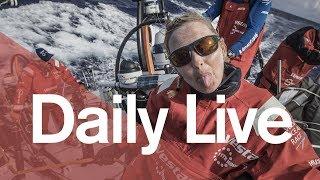 1300 UTC Daily Live – Thursday 16 November | Volvo Ocean Race