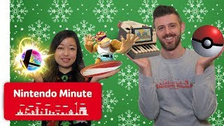 Our Favorite 2018 Moments - Nintendo Minute