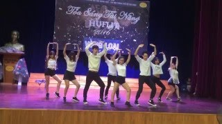 SAFA Dance Team - Sorry Bang Bang Mashup