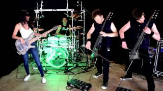 Metallica ENTER SANDMAN (LIVE) - Emil & Dariel, Anna Sentina, COOP3RDRUMM3R