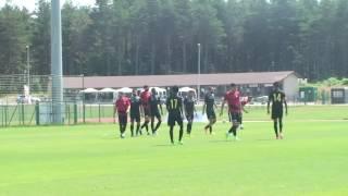 هدف #النصر الأول على نادي غازي عنتاب التركي - شايع شراحيلي | مباراة ودية