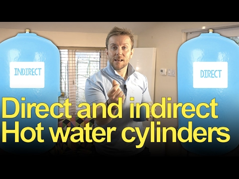 Xxx Mp4 DIRECT INDIRECT HOT WATER CYLINDERS Plumbing Tips 3gp Sex