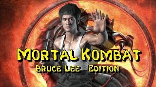 Mortal Kombat Bruce Lee Edition