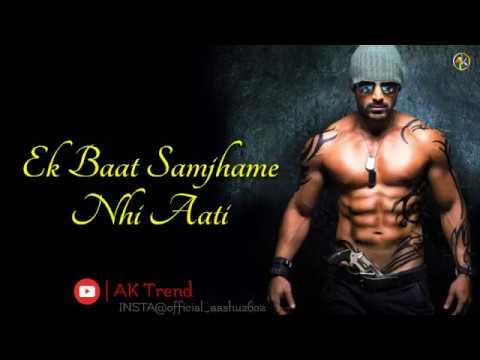 John abraham motivational attitude dialogue/rone wala kyo hasta hai/hasne wala kyo rota hai/AK Trend