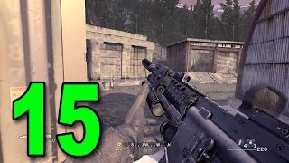 Call of Duty 4 - Part 15 - All In (Let's Play / Walkthrough / Gameplay)