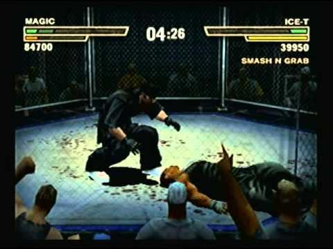 Def Jam Fight for NY Magic vs Ice T