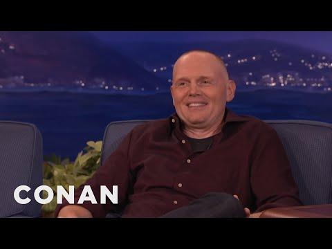 Bill Burr Hates Black Friday CONAN on TBS